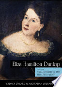 Eliza Hamilton Dunlop