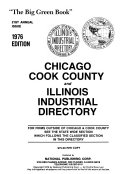 Chicago  Cook County   Illinois Industrial Directory