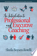 An Introduction to Professional and Executive Coaching Book