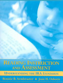 Reading Instruction and Assessment