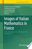 Images Of Italian Mathematics In France