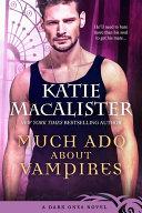 Much Ado About Vampires Pdf/ePub eBook