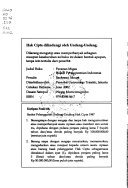 Peranan Migas Dalam Perekonomian Indonesia