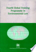 Fourth Global Training Programme In Environmental Law