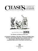 Chase s Annual Events