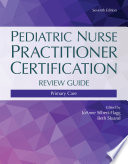 Pediatric Nurse Practitioner Certification Review Guide Book