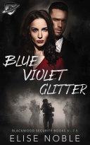 Blue - Violet - Glitter ebook