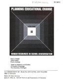 Human Resources in School Desegregation