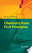 Chemistry from First Principles
