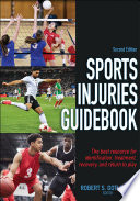 """Sports Injuries Guidebook"" by Robert S. Gotlin"