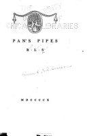 Pan s Pipes