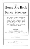 The Home Art Book of Fancy Stitchery