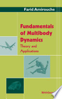 Fundamentals of Multibody Dynamics