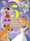 5 Minute Disney Classic Stories