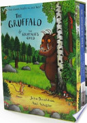 The Gruffalo / The Gruffalo's Child Boxed Set