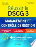 Réussir le DSCG 3 - Management et contrôle de gestion