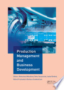 Production Management and Business Development Book