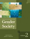 Encyclopedia of Gender and Society