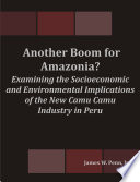 Another Boom for Amazonia