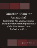 Another Boom for Amazonia? ebook