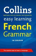 Collins French Grammar