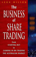 Cover of The Business of Share Trading