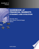 Handbook of Financial Markets  Dynamics and Evolution Book
