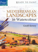 Mediterranean Landscapes in Watercolour