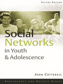 Social Networks in Youth and Adolescence