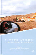 The Palgrave Handbook of Ethics in Critical Research Book