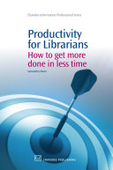 Productivity for Librarians Pdf