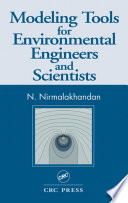 Modeling Tools For Environmental Engineers And Scientists Book PDF