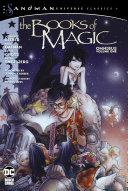 The Books of Magic Omnibus Vol  1  the Sandman Universe Classics