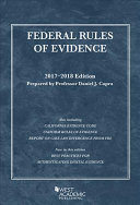 Federal Rules of Evidence, with Faigman Evidence Map