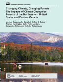 Changing Climate  Changing Forests Book