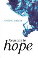 Reasons to Hope Pdf/ePub eBook
