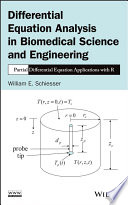 Differential Equation Analysis in Biomedical Science and Engineering Book