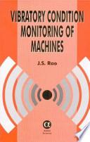 Vibratory Condition Monitoring of Machines