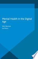 Mental Health in the Digital Age