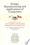 Design  Manufacturing and Applications of Composites Tenth Workshop 2014