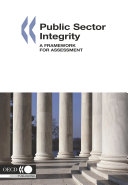 Public Sector Integrity A Framework for Assessment