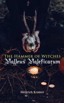 Pdf The Hammer of Witches: Malleus Maleficarum Telecharger