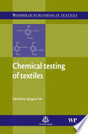 Chemical Testing Of Textiles