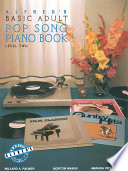 Alfred S Basic Adult Piano Course Pop Song Book 2 Book PDF