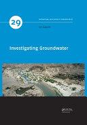 Investigating Groundwater Pdf/ePub eBook