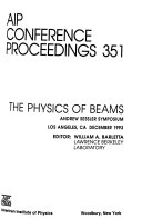 The Physics of Beams