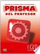 Prisma Progresa Libro Profesor