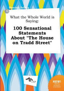 What the Whole World Is Saying Book PDF
