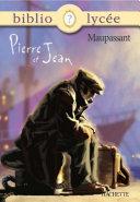 Pdf Bibliolycée - Pierre et Jean, Maupassant Telecharger