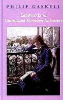 Landmarks in Continental European Literature